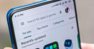 Como apagar o histórico de pesquisa do Play Store?
